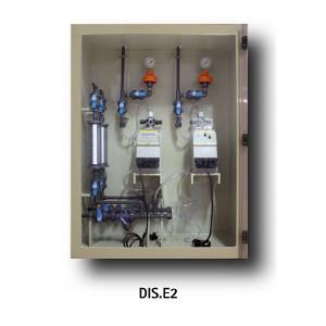 Estaciones integradas de dosificación en Bizkaia