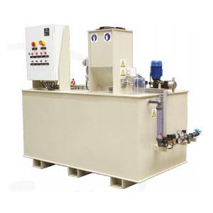 Preparadores automáticos de polielectrolito en Bizkaia